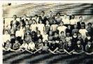 Students, Beerburrum school 1935 (note most are barefoot!)_1