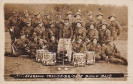 WHITE Henry Kirke 1444 - Overseas Training Brigade Bugle Band, England