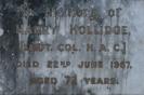 HOLLIDGE Harry William 3379 UK army