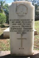 SHERRY Denis Edward 12